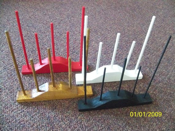 Plastic Bag Dryer Rack To Clean And Recycle Sandwich And