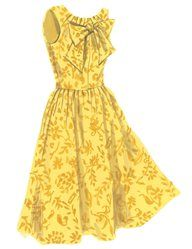 1945 Dancing Dress available at JPeterman.com.