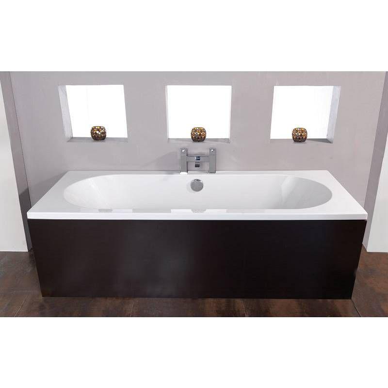 Wenge Effect Side Bath Panel 1700   Bathroom Ideas   Pinterest ...