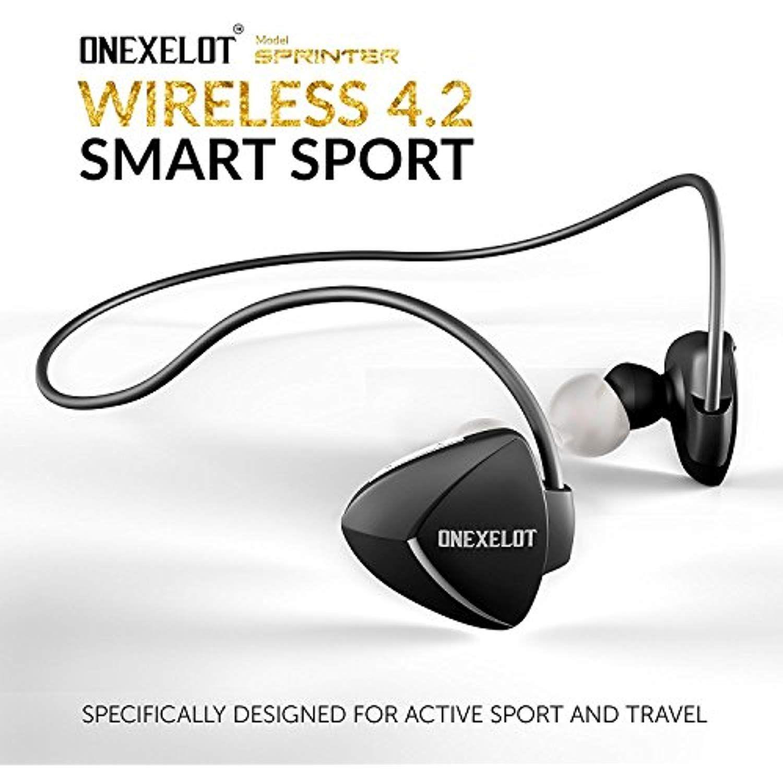 SPRINTER Wireless headphones sport bluetooth earbuds with