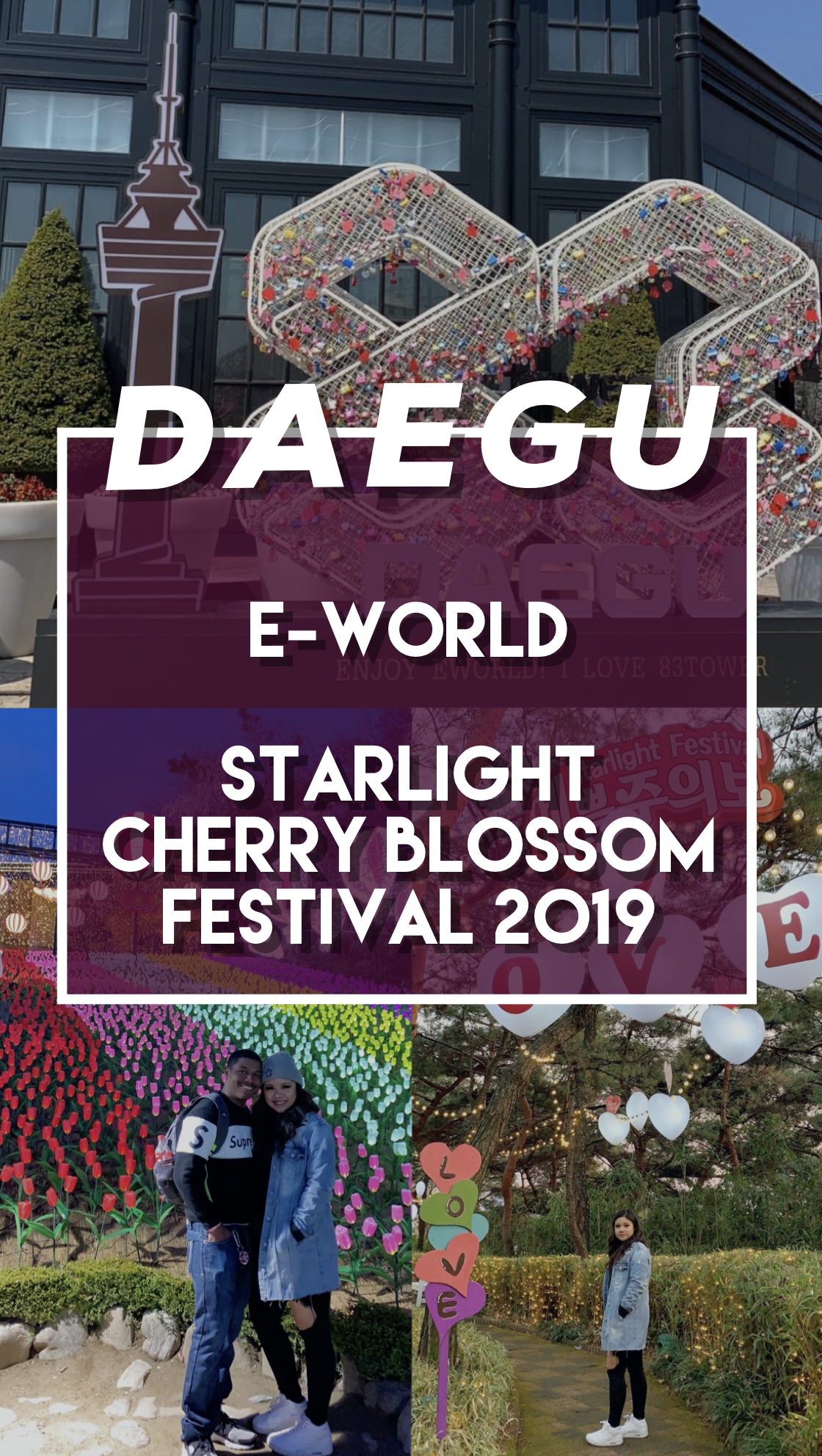 Daegu E-World Festival 2019 | Daegu, Eworld, South Korea, Travel