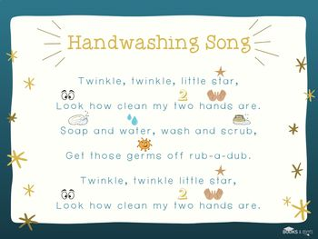 Handwashing Song for Personal Hygiene