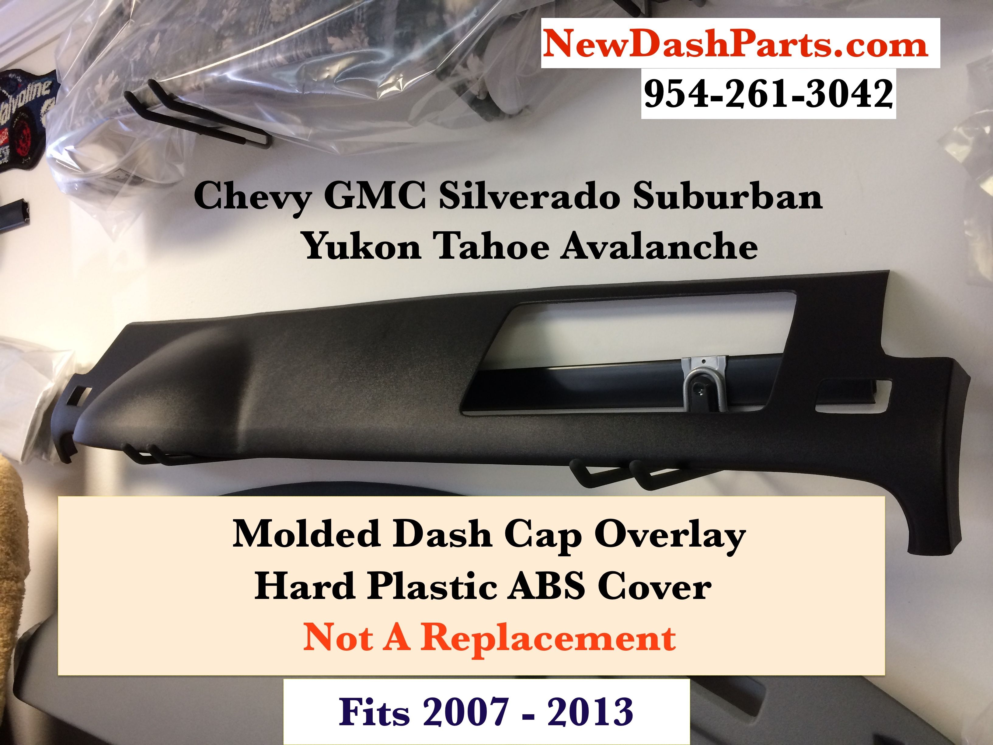 Chevy Gmc Suburban Yukon Denali Tahoe Avalanche Dash Cap Overlay Hard Cover Call Jane 954 261 3042 For Istance