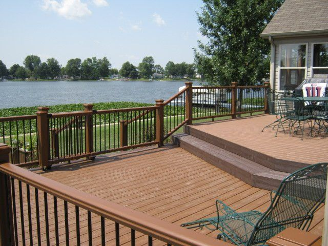 Plastic Decking Waterproof Zambia Pvc Pipe Deck Cover Heat Cold Resistant Wood Floor Balcony