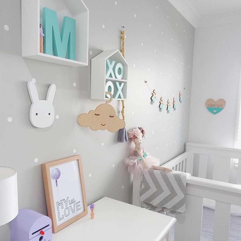 Inspirador Cuarto De Bebe Nina Decoracion Planos Como Pintar - Pintar-la-habitacion-de-un-bebe