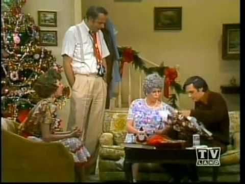 The Carol Burnett Show Mama's Family xmas morning Alan Alda ...
