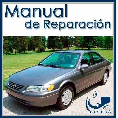 manual de taller y reparaci n toyota camry 1997 2001 manuales de rh pinterest com 2010 Toyota Camry Le Toyota Camry Manual Transmission