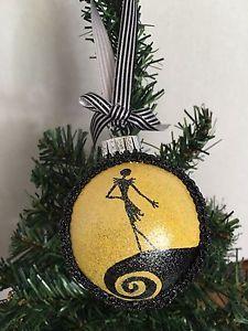 """The Nightmare Before Christmas Jack Skellington """"Jack"""" Ornament"""