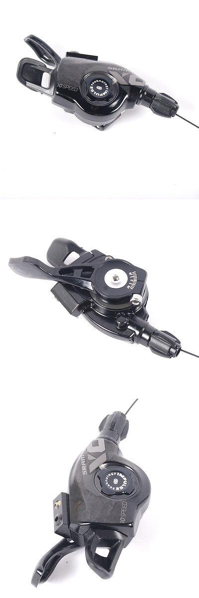 Shifters 177824: Sram X0 Mtb Shifter 10-Speed Rear Black BUY IT NOW ONLY: $69.99