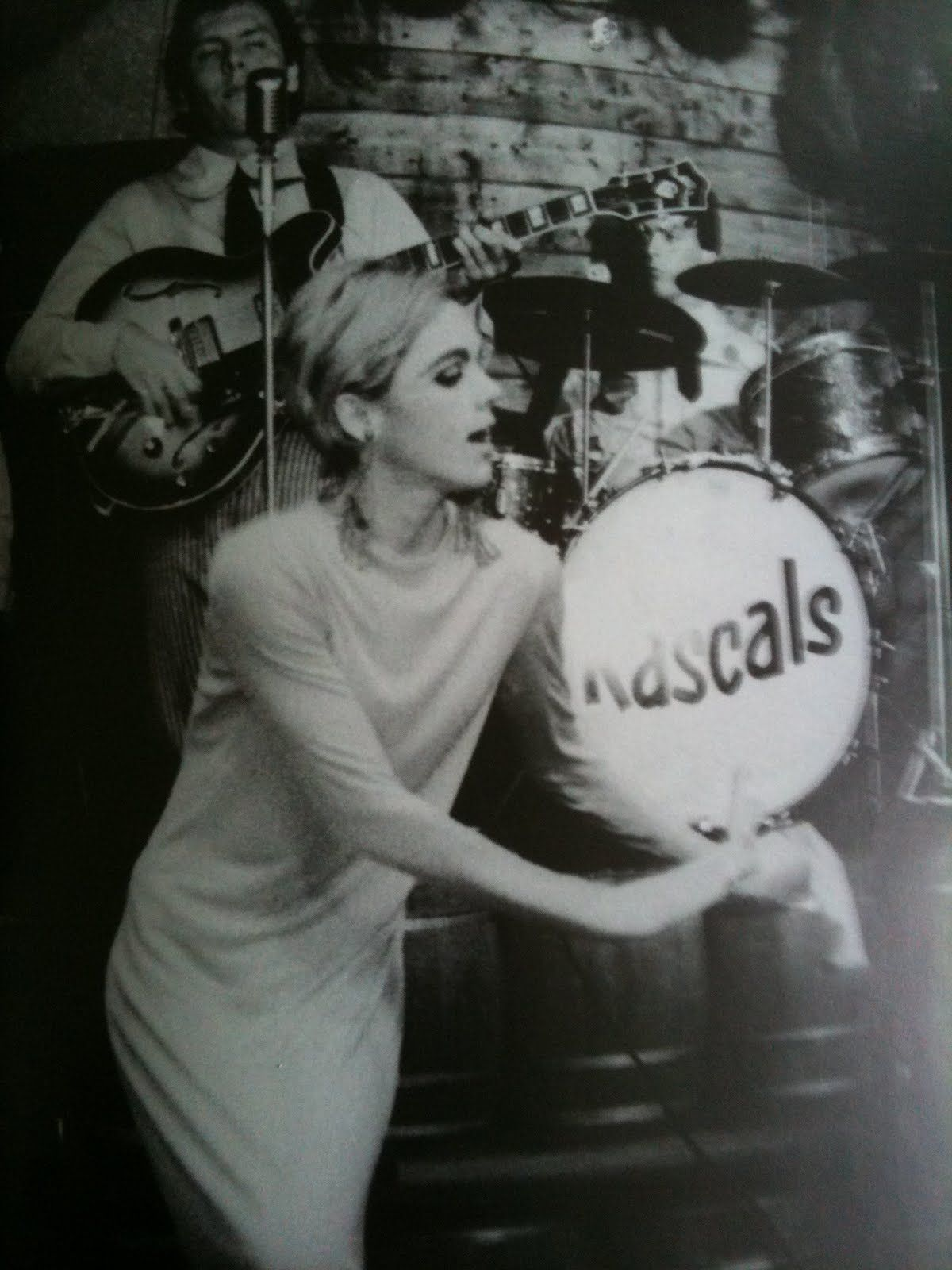 Edie Sedgwick Quotes Edie Sedgwick Dancing To The Rascals 1965Photofred