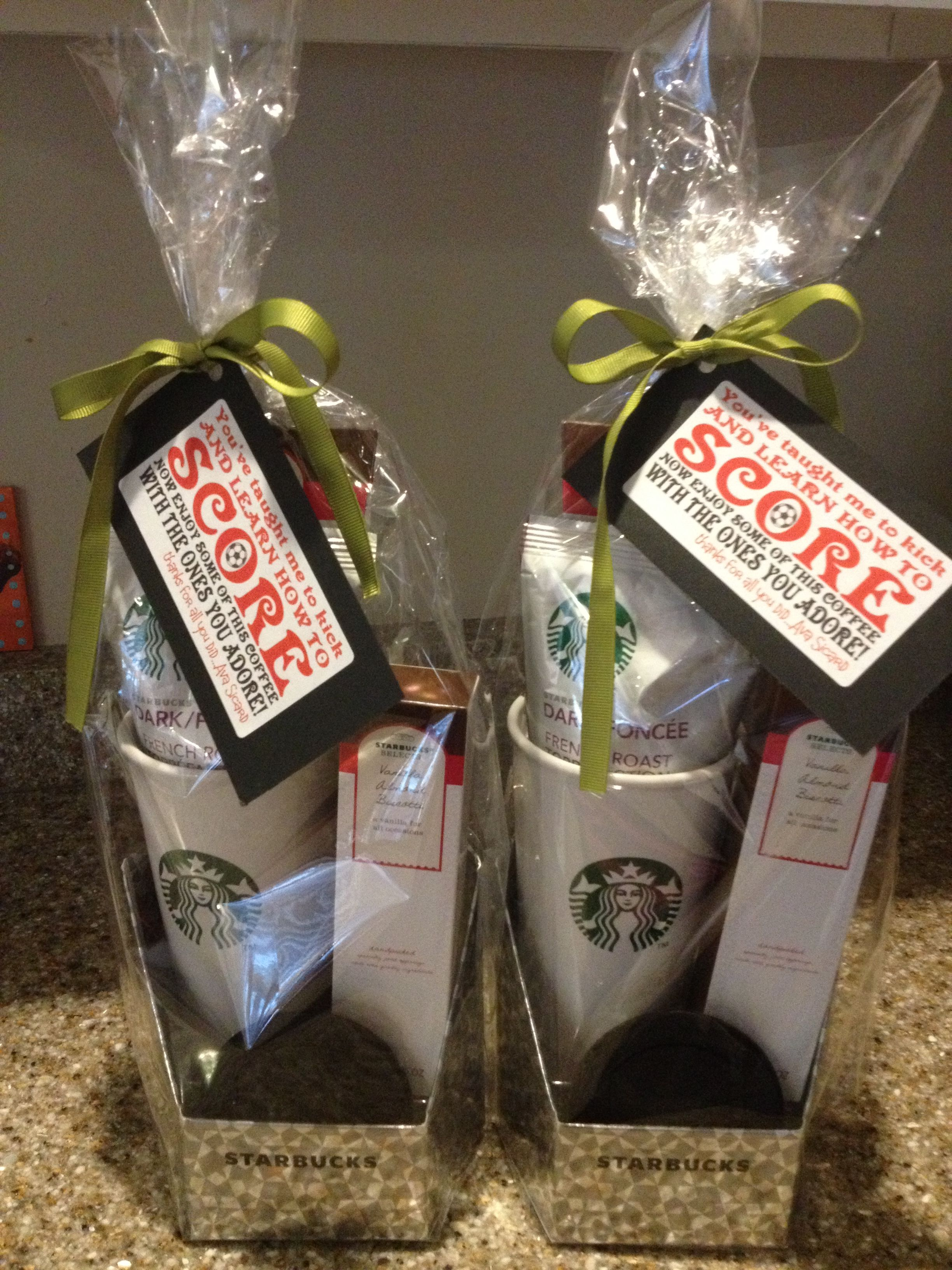 Gift for soccer coach | Soccer coach gifts, Coach gifts ...
