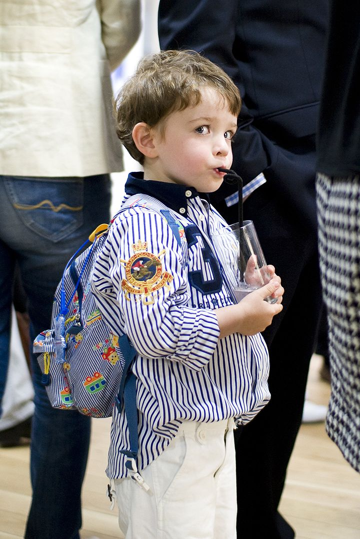 Ralph Lauren Kid (aka my future grandson). . .maybe hair will be a tad more blonde though. . .