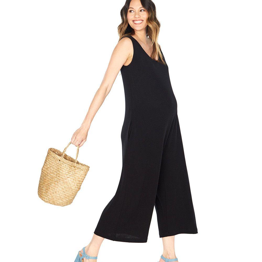 ce9ce5a5a6a60 storq jumpsuit-info Maternity Jumpsuit, Maternity Fashion, Maternity Style, Maternity  Clothes Online