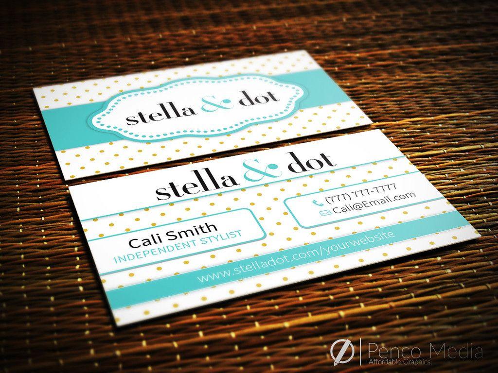 Custom stella and dot business card design 1 stellaanddot custom stella and dot business card design 1 stellaanddot stelladot businesscards colourmoves