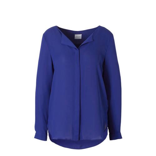 korting website voor korting professionele verkoop VILA blouse met panterprint | Products in 2019 - Blouse ...