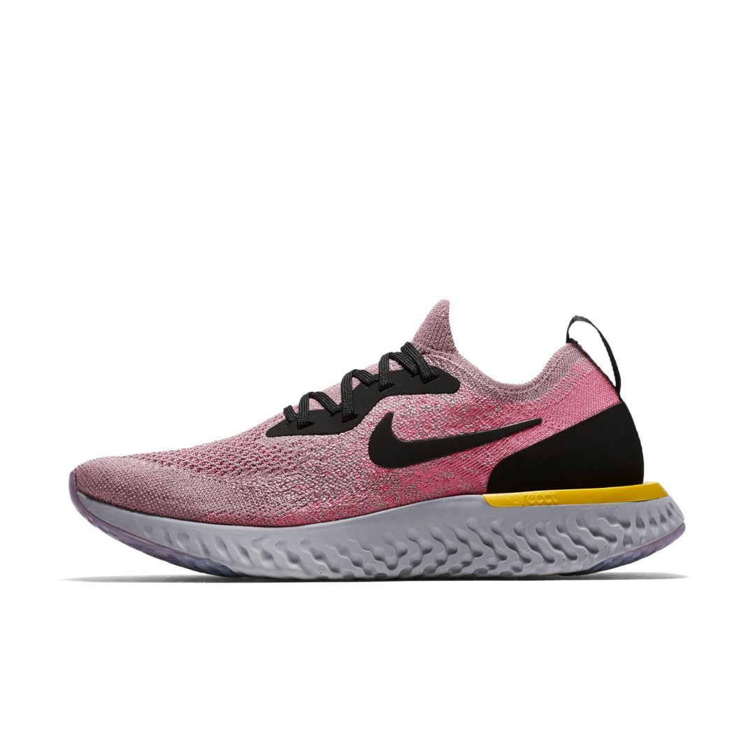 eb8e3e4afa262 Nike Epic React Flyknit Women s Running Shoe Size 6.5 (Plum Dust)