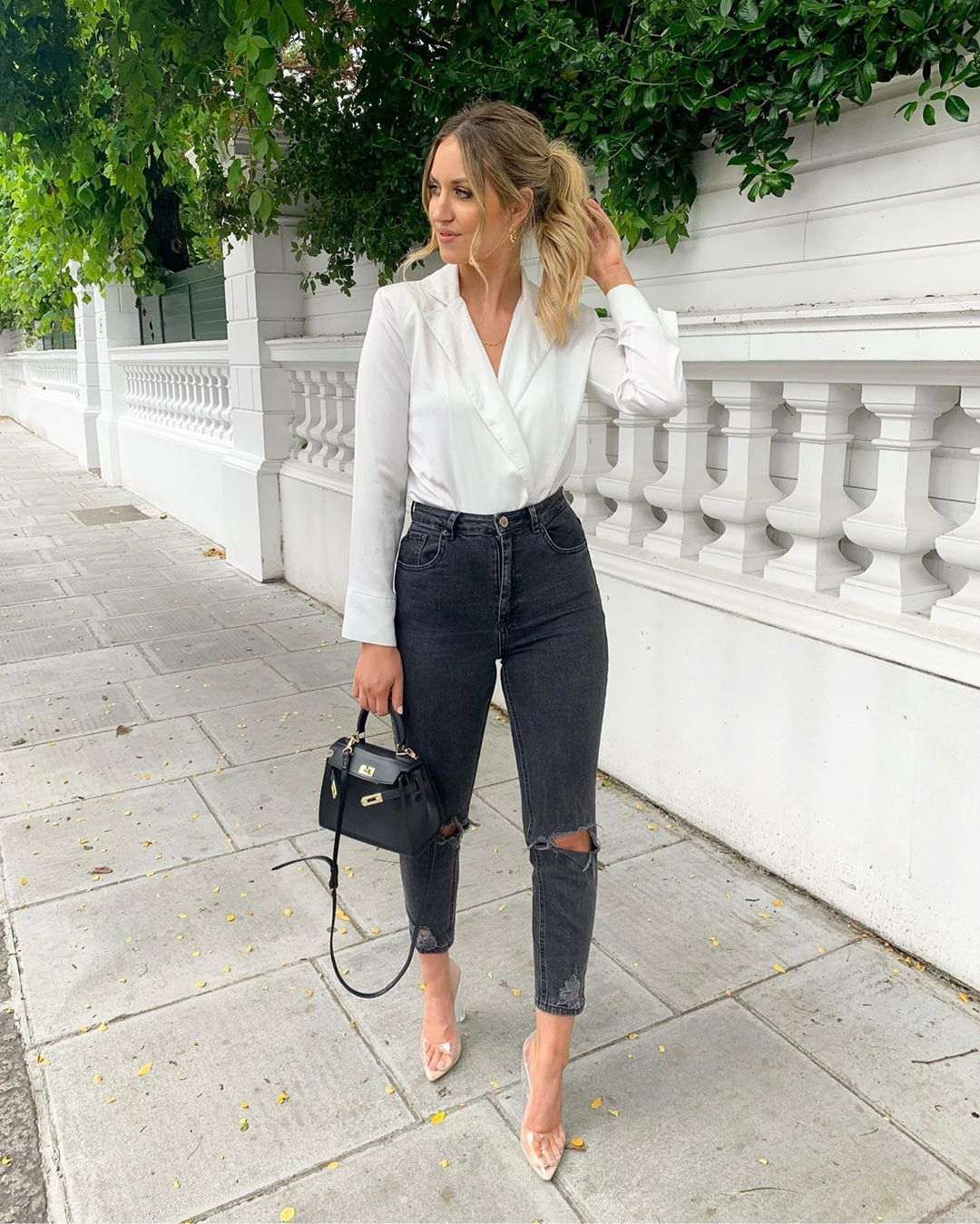 Chic outfits, Cute casual outfits
