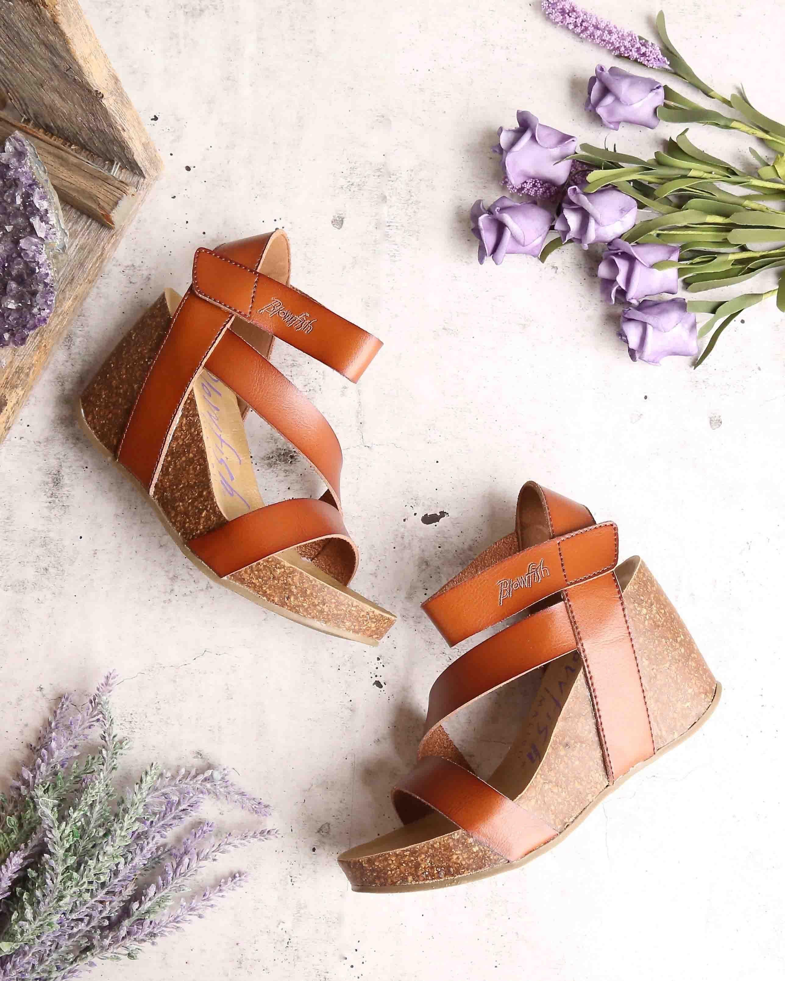 b3b7d21bb1 Blowfish - hapuku wedge sandal | Shoes | Wedge sandals, Wedges, Shoes