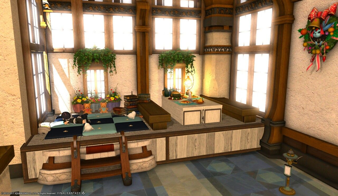 Pin by Rocky Bowling on Final Fantasy 14 Housing Fantasy
