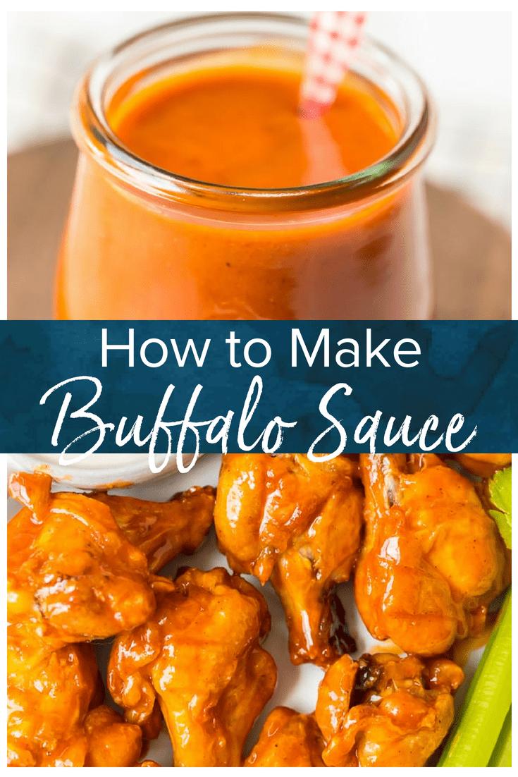 Homemade Buffalo Sauce Recipe Cookie Rookie Favorites Homemade