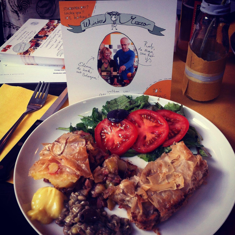 Elena S Food At Mezzo Great Italian Food Also For Take Away Amsterdam East Side Inoost Metmik Nl