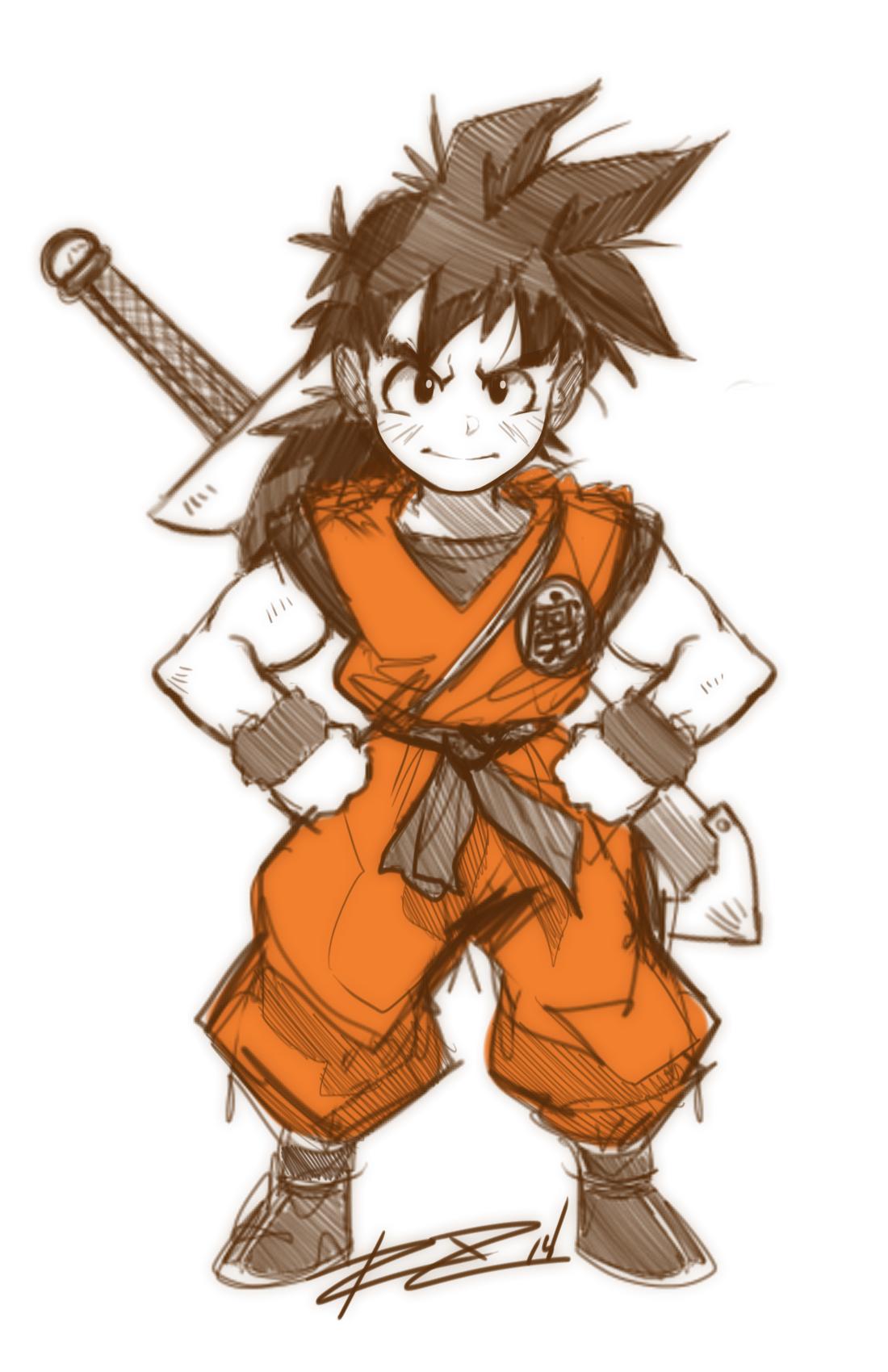 Dragon Ball Z Anime Characters : Dragon ball z cha lahhhhhhhhh by robaato viantart