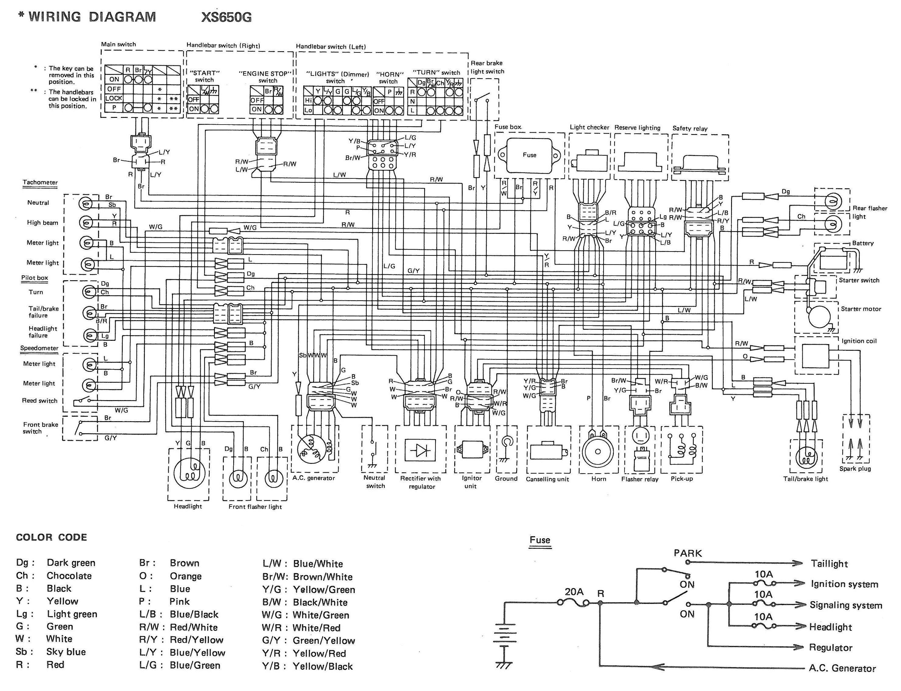 Xs650 Engine Diagram In 2020 Xs650 Diagram Ducati Cafe Racer