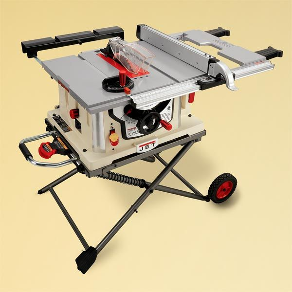Toh Tested Portable Table Saws With Images Jobsite Table Saw Best Table Saw Table Saw