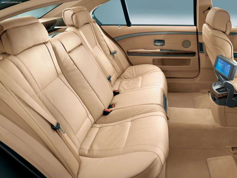 2007 Bmw 7 Series 750li Picture Interior With Images Bmw 7