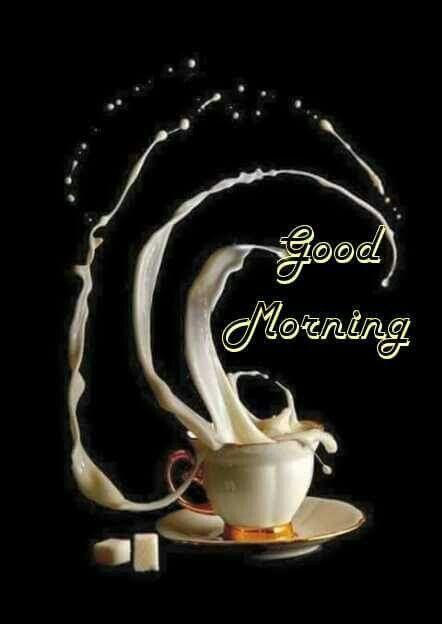 Good Morning Coffee Splash Good Morning Coffee Coffee Latte Art Witch Coffee