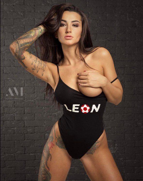 Angelica Anderson Nude Photos 46