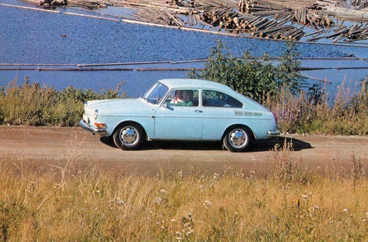 Volkswagen 1600 TL - 1969