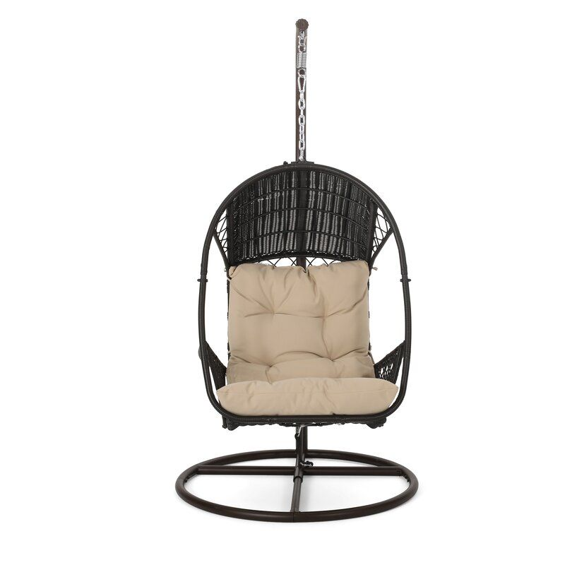 Berkshire Swing Chair With Stand Swinging Chair Chair Basket Chair
