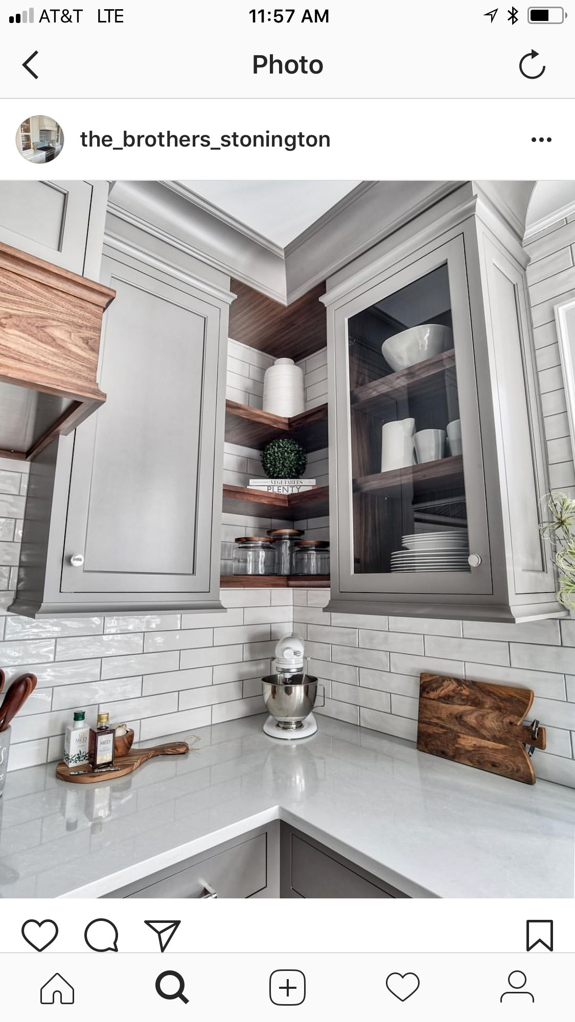 Light rail   Neutral kitchen designs, Grey kitchen designs ...