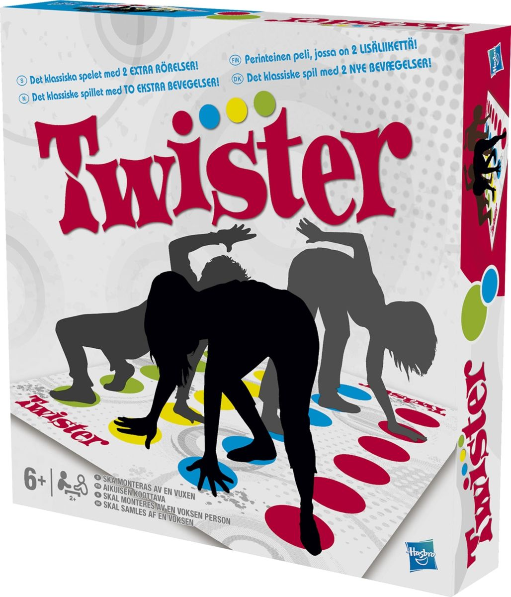 Hasbro Twister In 2018 Juegos De Mesa Pinterest Games Twister
