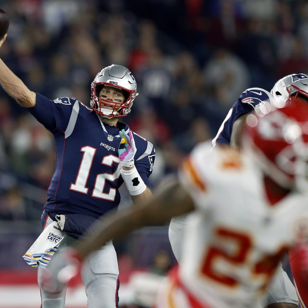 NFL Power Rankings B/R's Expert Consensus Rank for Every