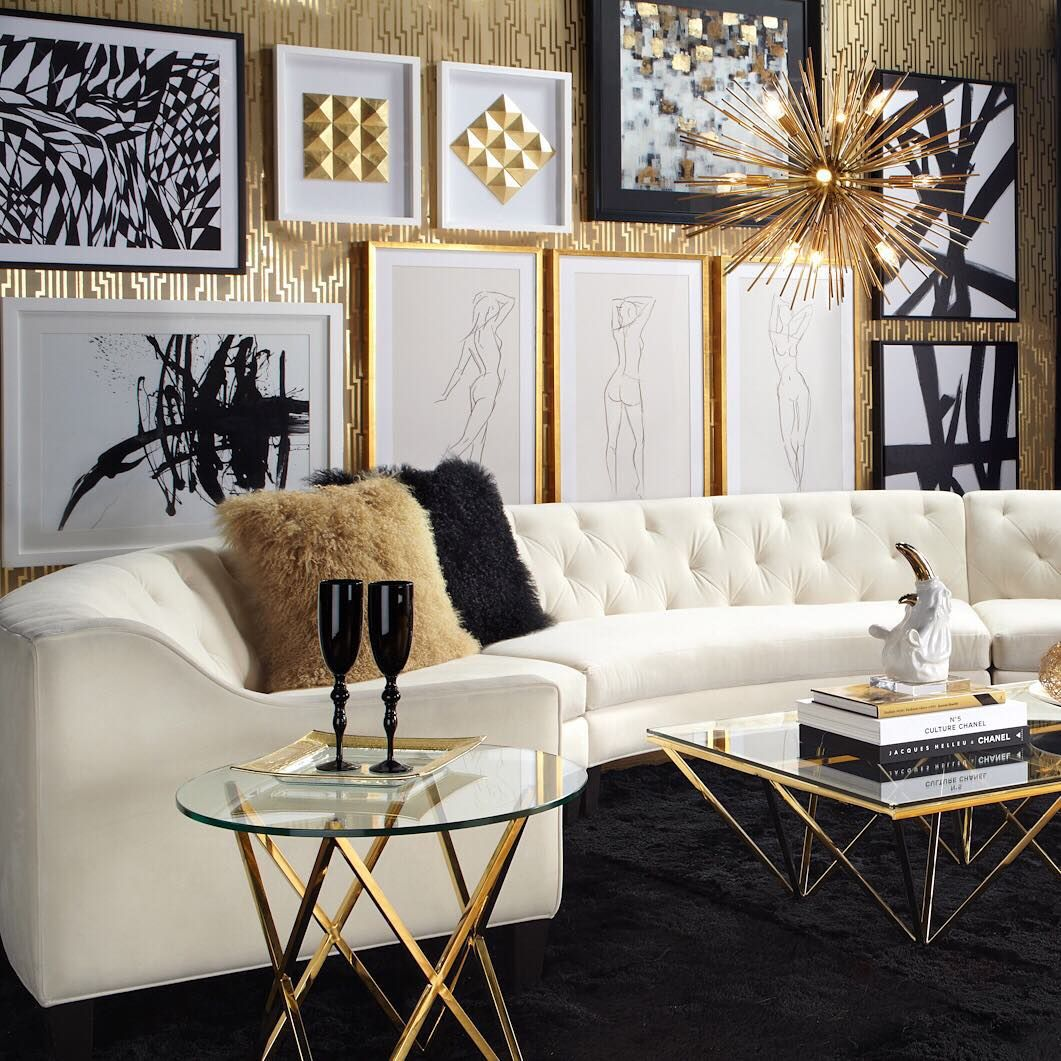 Find The Art Furniture And Accessories At Z Gallerie Wallpaper York Wallcoverings Http Bit Ly 1mdzek1