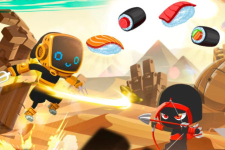 Ninja Dash Ronin Jump RPG Cheat code for Gold Coins