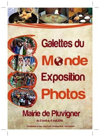 Exposition «Les galettes du monde»