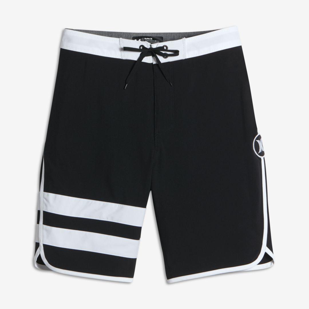 ca056032d065e Hurley Phantom Block Party Big Kids' (Boys') Board Shorts Size 18 (Black)