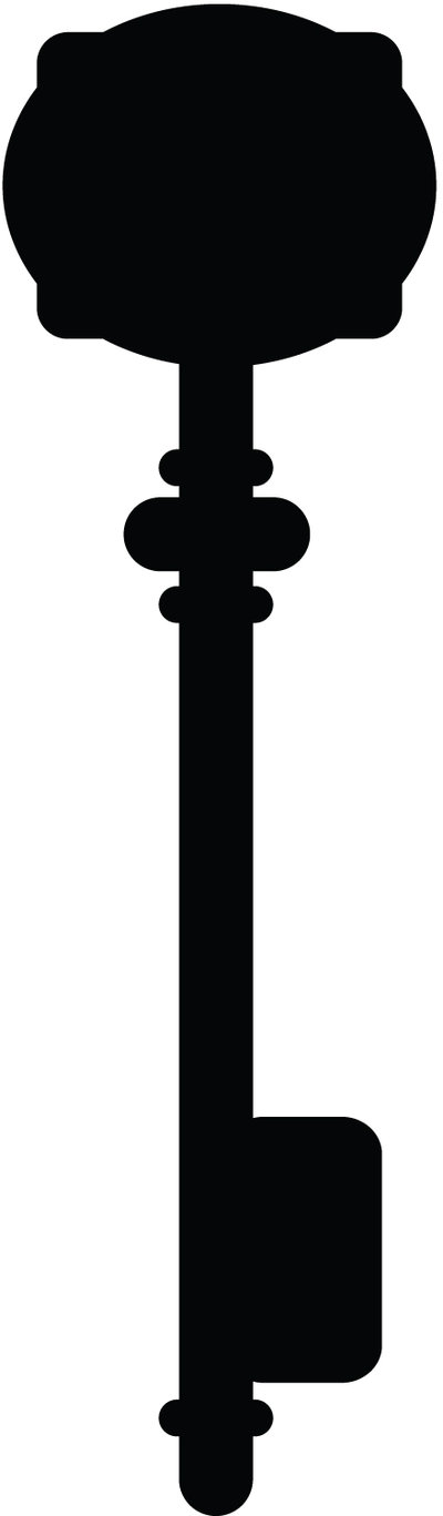 KeySilhouette