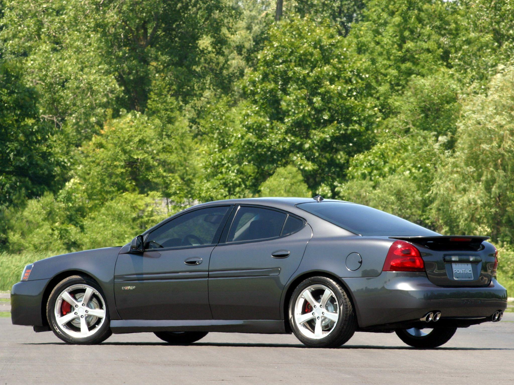 Pontiac grand prix pontiac grand prix gxp concept 11