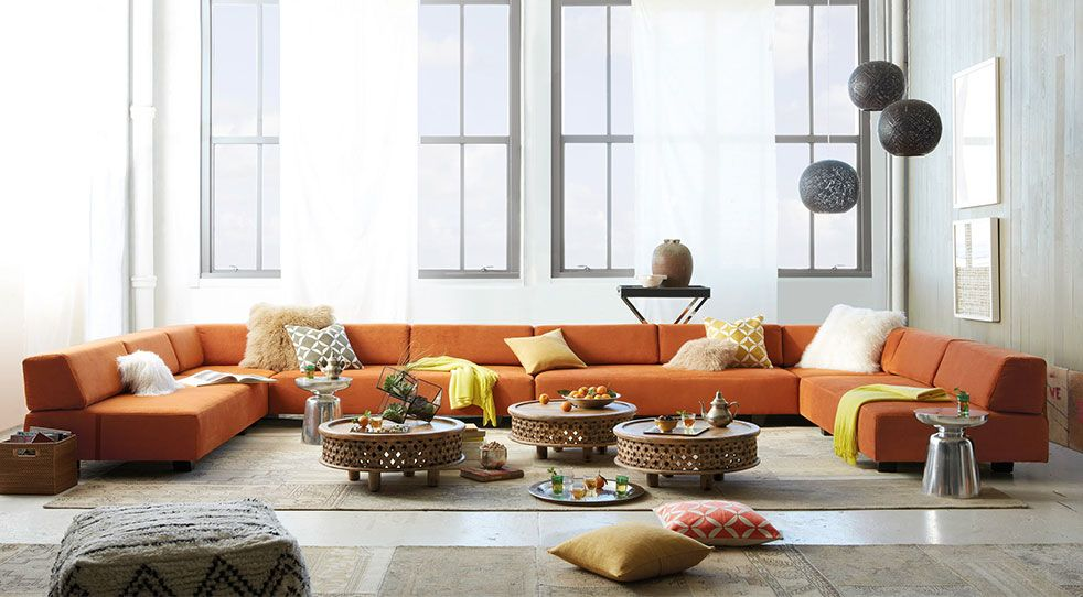 Delicieux Modern Furniture, Home Decor U0026 Home Accessories | West Elm Middle East