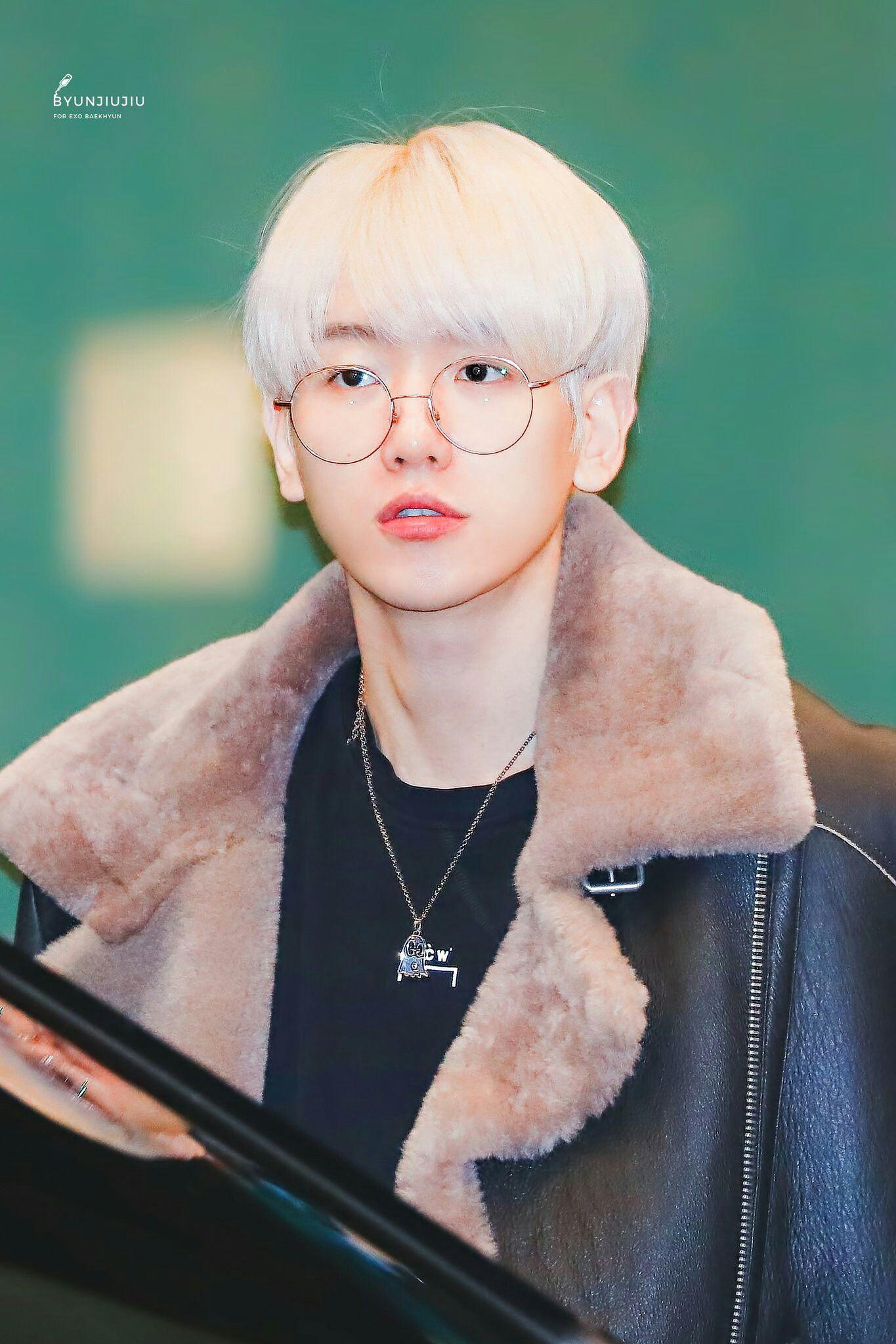 Byunbaekhyun Baekhyunee Baekhyun Exo Cute Baby Angel