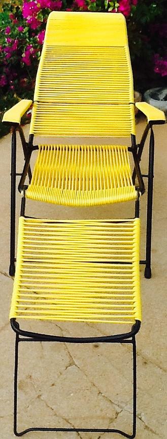 Longue Chaise 50Nábytek Scoubidou Années Des Mobilier rBCxoQedWE