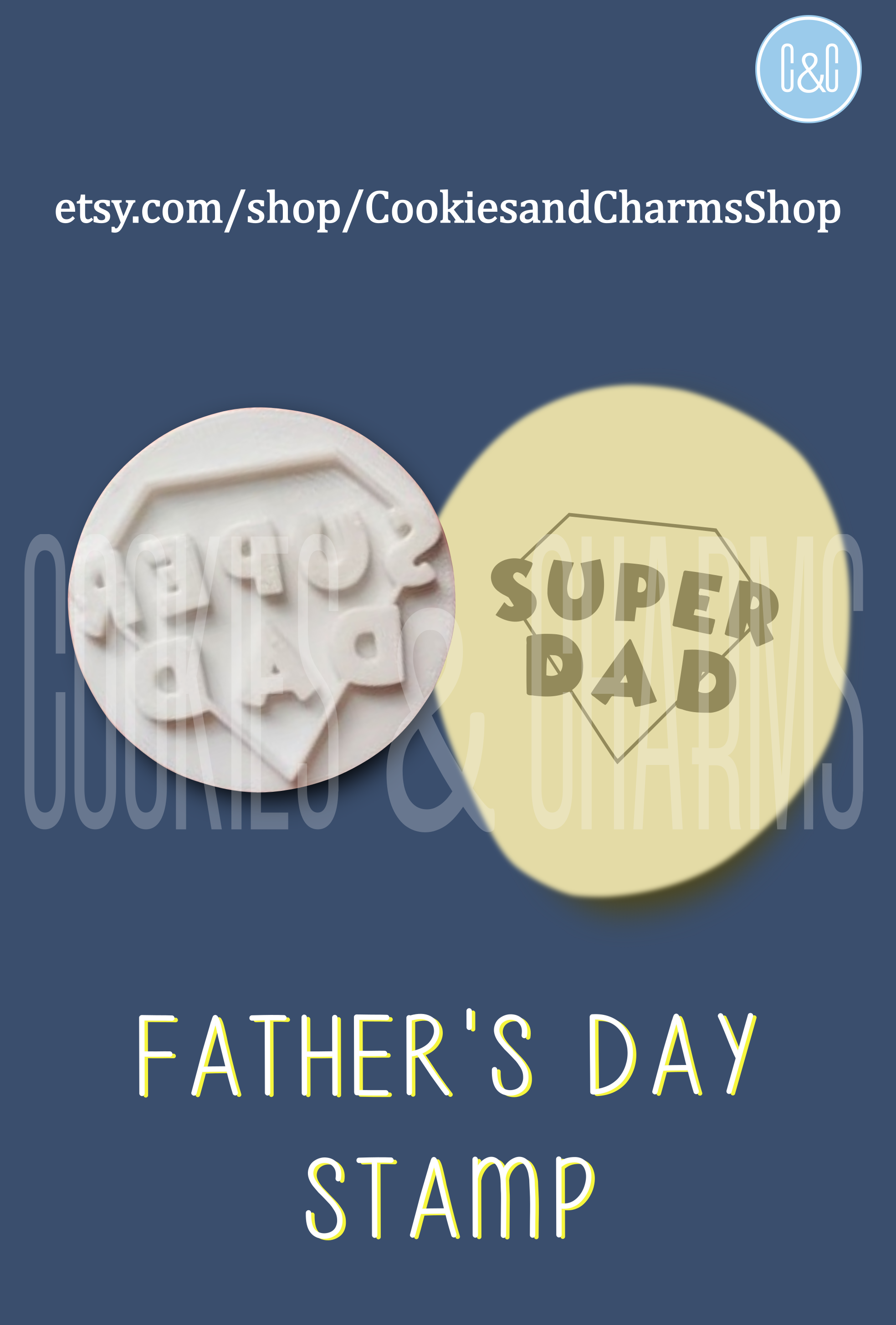 Happy Mother S Day Super Dad Cookie Stamp Embosser Clay Fondant Stamp In 2020 Happy Mom Day Cookie Stamps Fondant Stamping