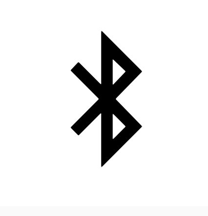 Bluetooth Icon In Android Style This Bluetooth Icon Has Android Kitkat Style If You Use The Icons For Android Apps We Recommend Icon Android Icons Bluetooth