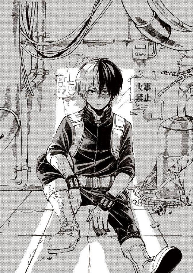 Image des plus beau mecs d'animer - Boku no hero academia ...
