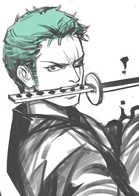 Bộ sưu tập Fanart Roronoa Zoro cực chất   Cotvn Net   One Piece