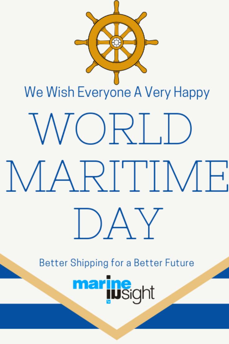Wishing All Happy World Maritime Day Worldmaritimeday Marineinsight Merchantnavy Merchant Navy Our Planet Earth Marine